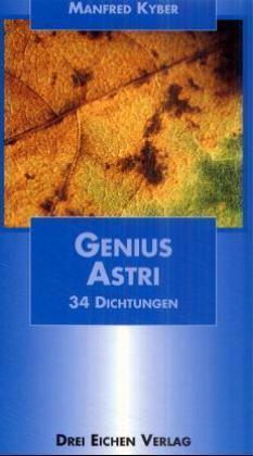 Genius Astri als Buch (kartoniert)