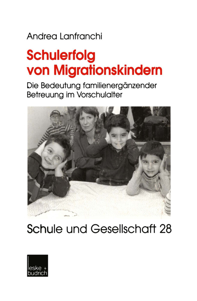 Schulerfolg von Migrationskindern als Buch (kartoniert)