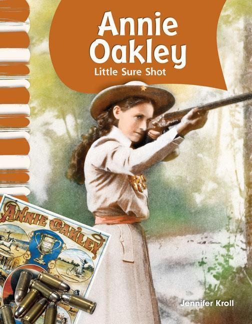 Annie Oakley (American Biographies): Little Sure Shot als Taschenbuch