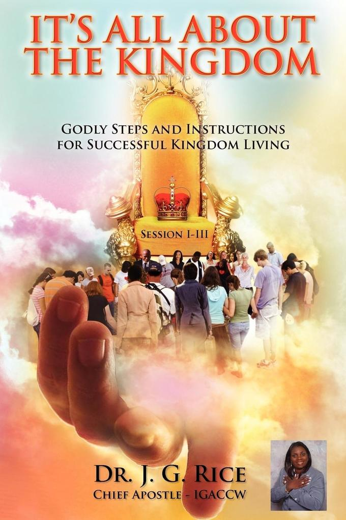 It's All about the Kingdom als Taschenbuch