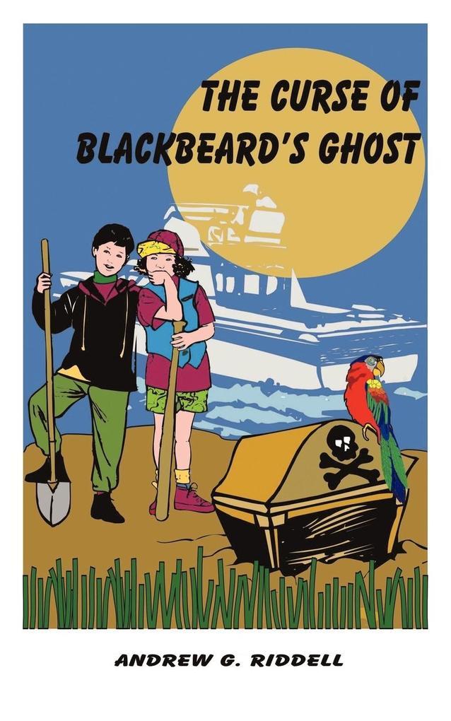 The Curse of Blackbeard's Ghost als Taschenbuch