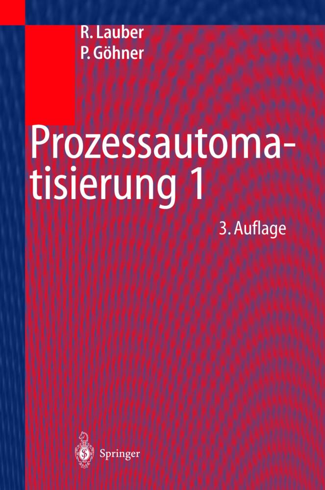 Prozeßautomatisierung, 1 als Buch (kartoniert)