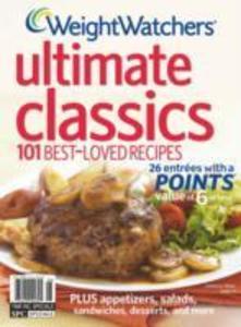 Weight Watchers Ultimate Classics als Taschenbuch