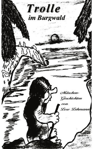 Trolle im Burgwald als Buch (kartoniert)