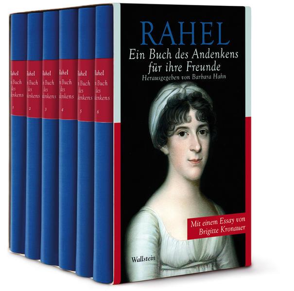 Rahel als Buch (gebunden)