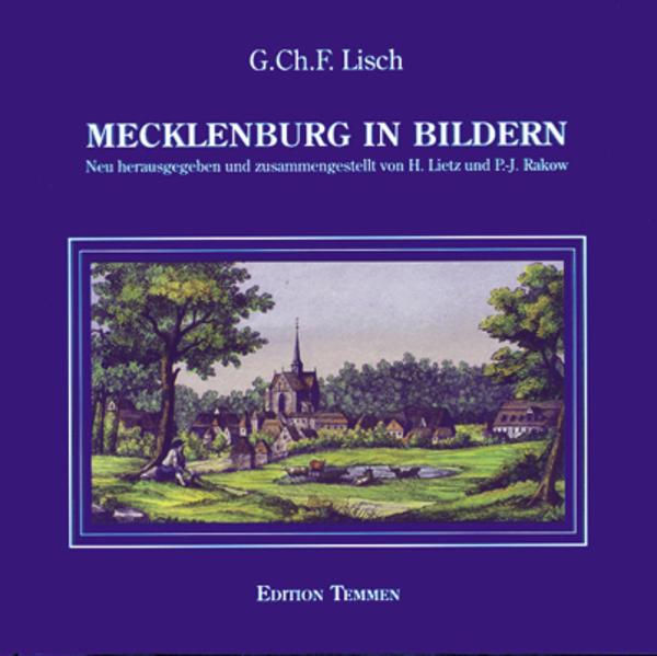 Mecklenburg in Bildern als Buch (gebunden)