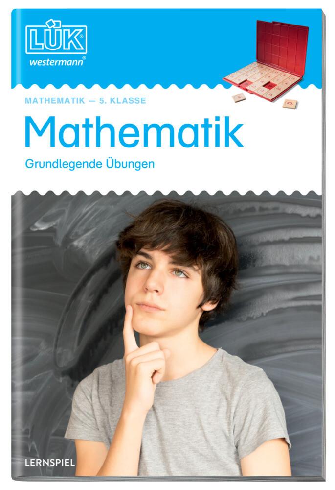Mathematik, 5. Klasse als Buch (geheftet)