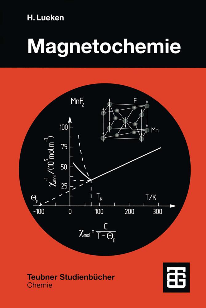 Magnetochemie als Buch (kartoniert)