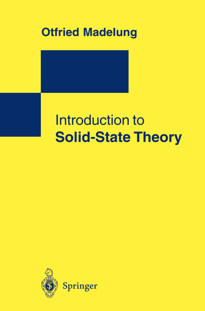 Introduction to Solid-State Theory als Buch (kartoniert)