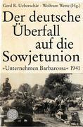 Der deutsche Überfall auf die Sowjetunion
