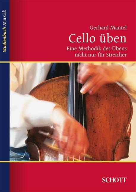 Cello üben als Buch (kartoniert)