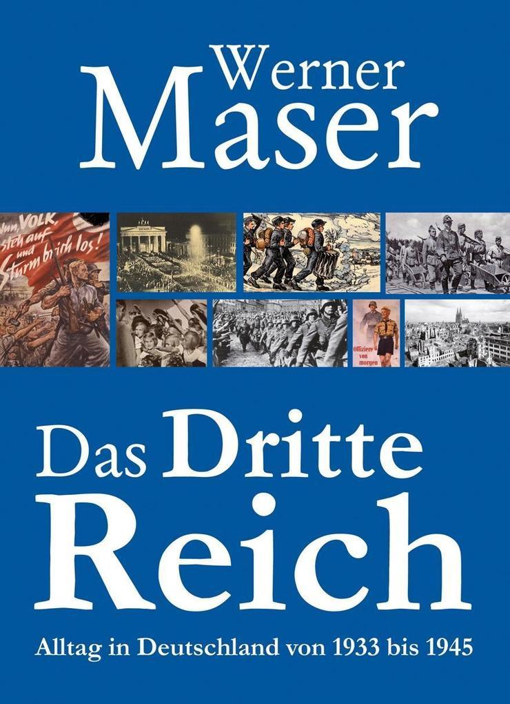 Das Dritte Reich als Buch (kartoniert)