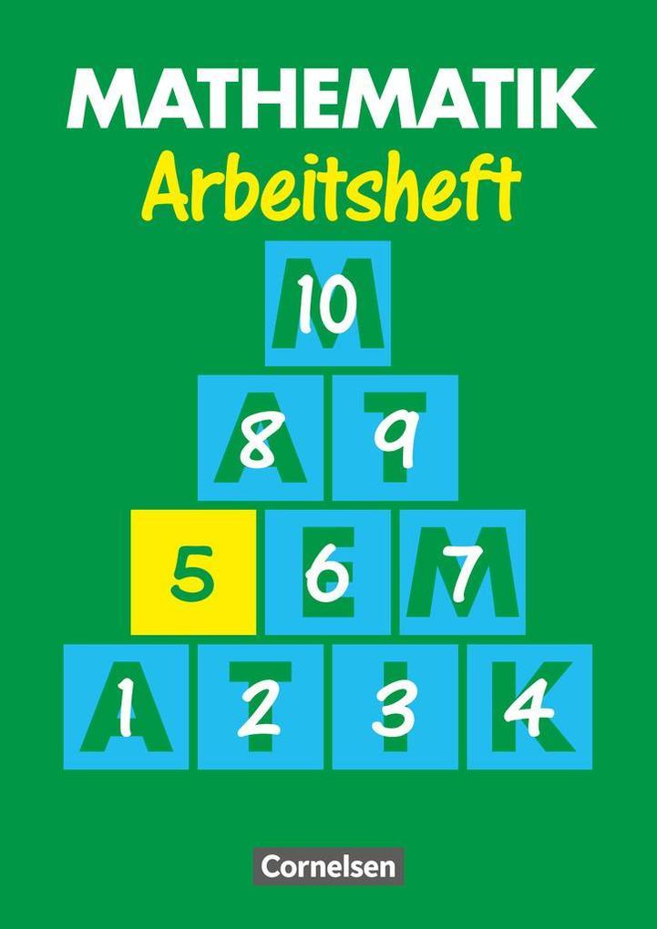 Mathematik 5. Arbeitsheft. Neue Ausgabe für Sonderschulen als Buch (geheftet)