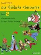 Die fröhliche Klarinette. Bd.2