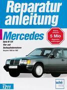 Mercedes Serie W 124. Baujahre 1985 bis 1992