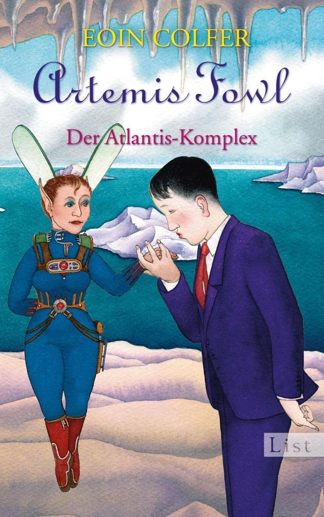 Artemis Fowl - Der Atlantis-Komplex als eBook epub