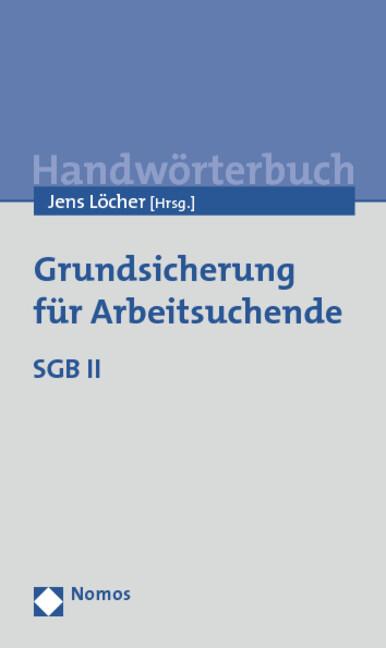 Grundsicherung für Arbeitsuchende als Buch (kartoniert)