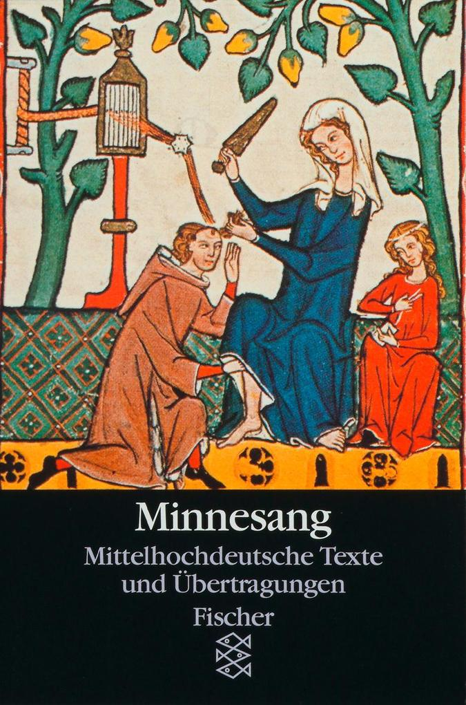 Minnesang als Taschenbuch
