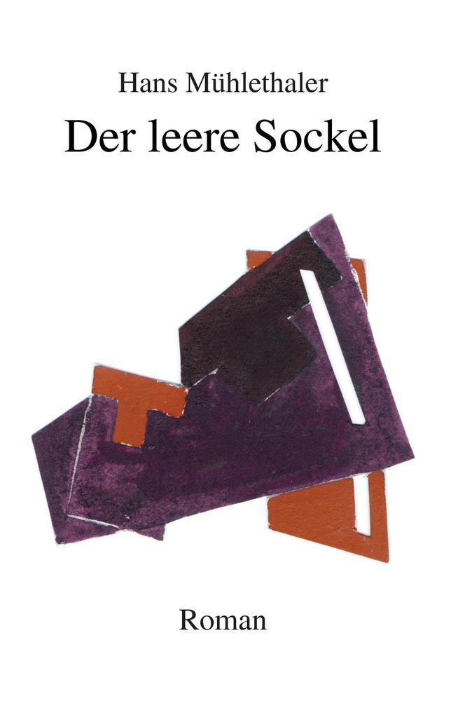 Der leere Sockel als Buch (kartoniert)
