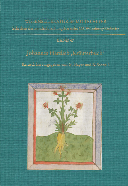 Johannes Hartlieb »Kräuterbuch« als Buch (gebunden)
