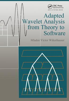 Adapted Wavelet Analysis als Buch (gebunden)