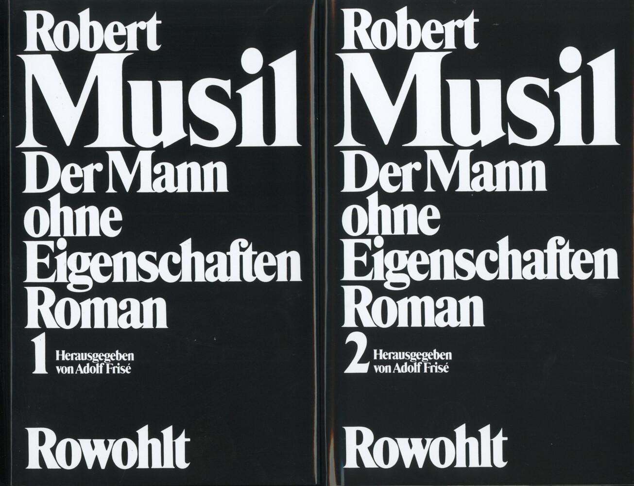 Der Mann ohne Eigenschaften als Buch (gebunden)