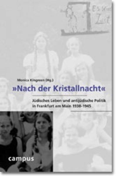 Nach der Kristallnacht als Buch (kartoniert)