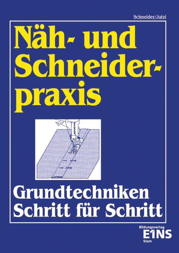 Näh- und Schneiderpraxis als Buch (kartoniert)