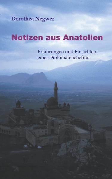 Notizen aus Anatolien als Buch (kartoniert)