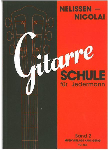 Gitarren-Schule für Jedermann 2 als Buch (kartoniert)