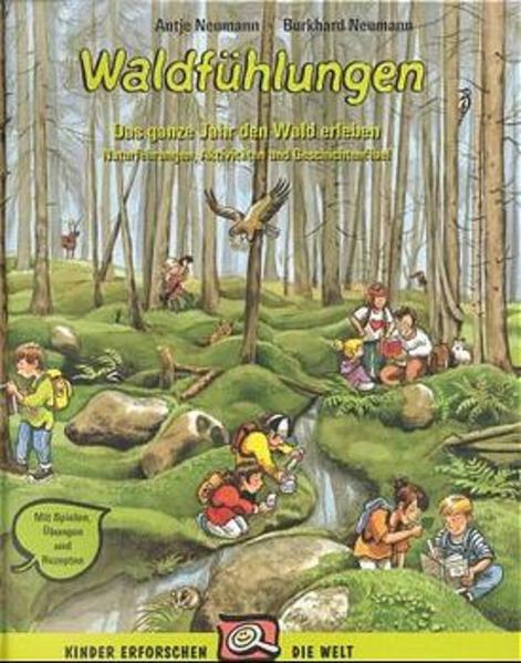Waldfühlungen als Buch (kartoniert)
