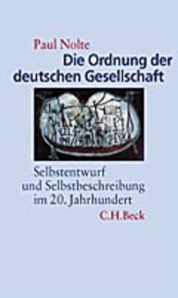Die Ordnung der deutschen Gesellschaft als Buch (gebunden)