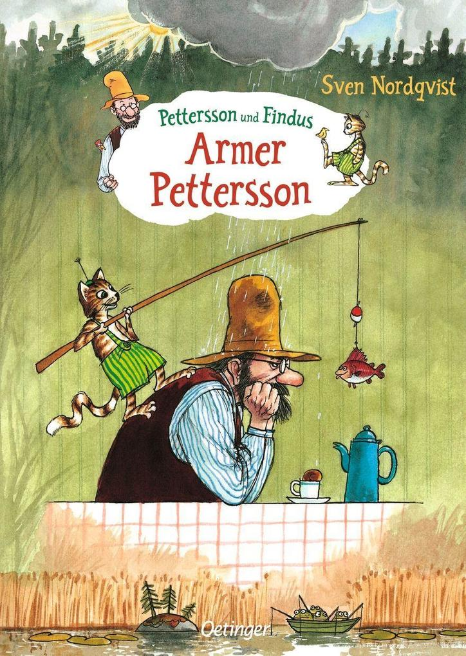 Armer Pettersson als Buch (gebunden)