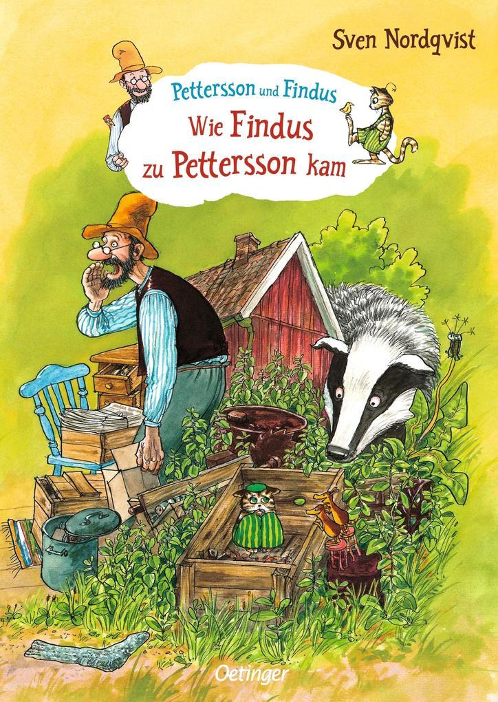 Wie Findus zu Pettersson kam als Buch (gebunden)
