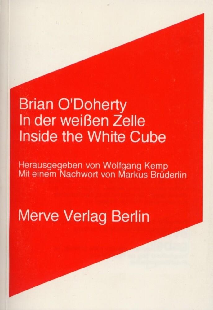In der weißen Zelle als Buch (kartoniert)