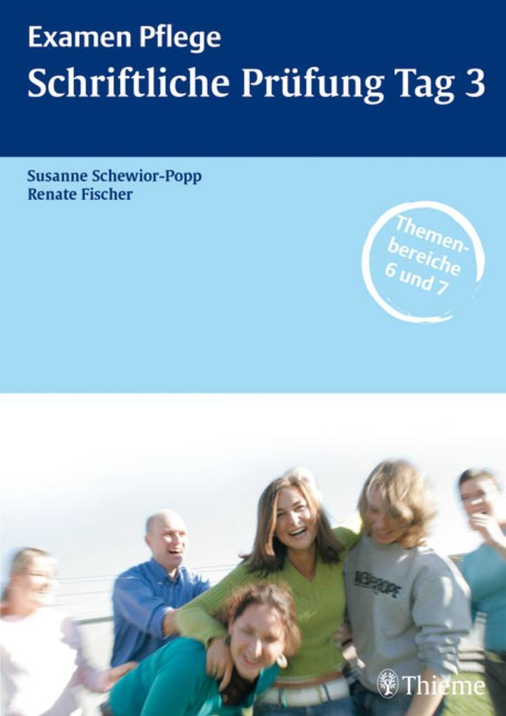 Examen Pflege Schriftliche Prüfung Tag 3 als eBook pdf
