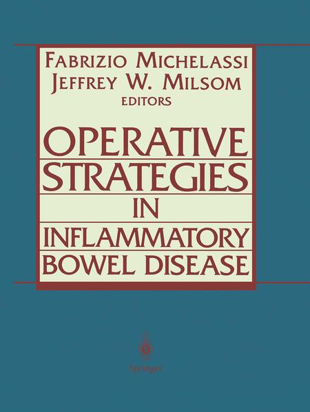 Operative Strategies in Inflammatory Bowel Disease als Buch (gebunden)
