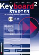 Keyboard-Starter II. Inkl. CD