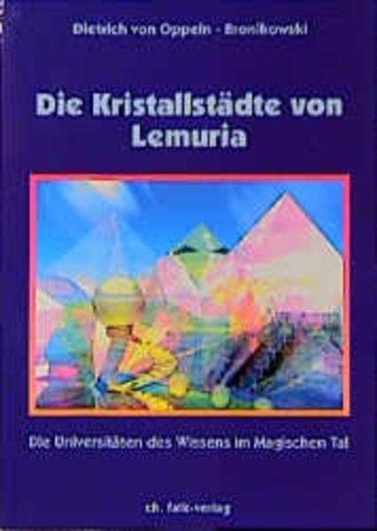 Die Kristallstädte von Lemuria als Buch (kartoniert)