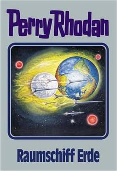 Perry Rhodan 76. Raumschiff Erde als Buch (gebunden)