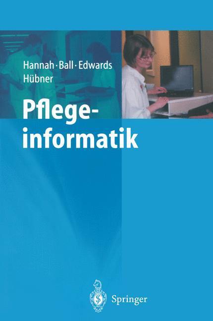 Pflegeinformatik als Buch (kartoniert)