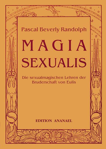 Magia Sexualis als Buch (gebunden)