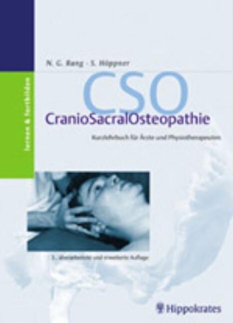 CSO. CranioSacralOsteopathie als Buch (kartoniert)