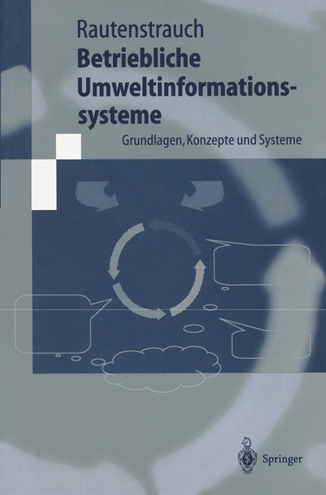 Betriebliche Umweltinformationssysteme als Buch (kartoniert)