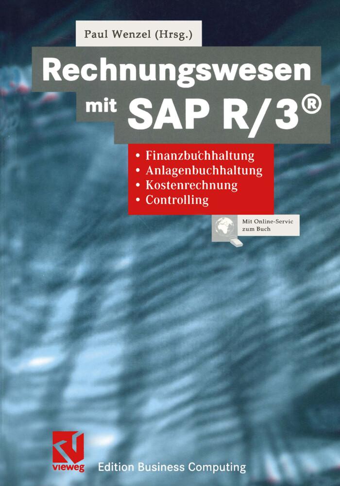 Rechnungswesen mit SAP R/3® als Buch (kartoniert)