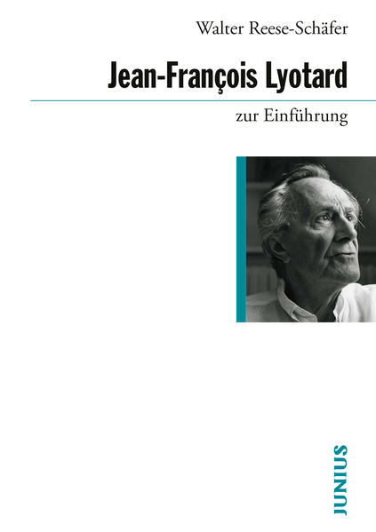 Lyotard zur Einführung als Buch (kartoniert)