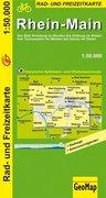 Rhein-Main 1 : 50 000. Radkarte