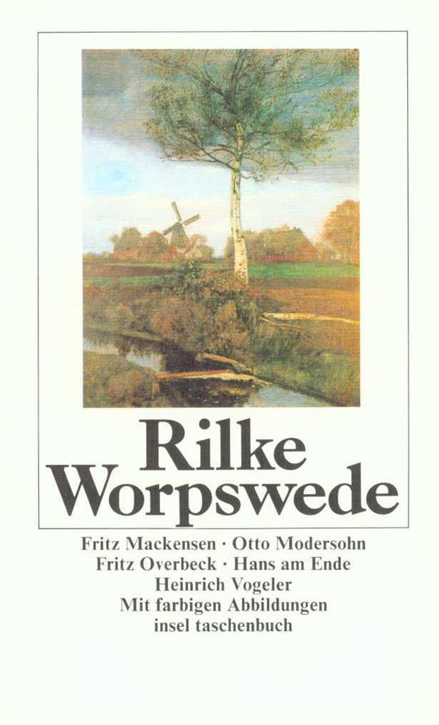 Worpswede als Taschenbuch