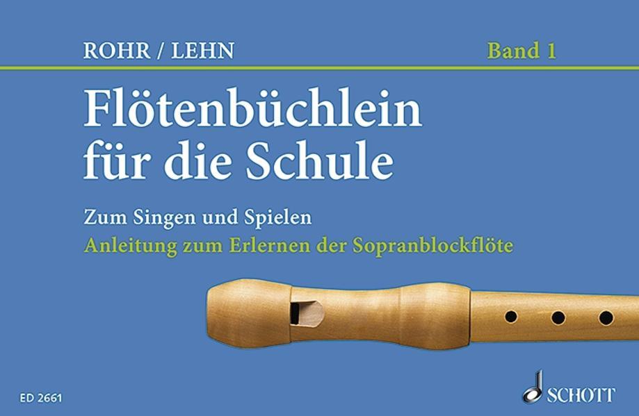 Flötenbüchlein für die Schule als Buch (kartoniert)