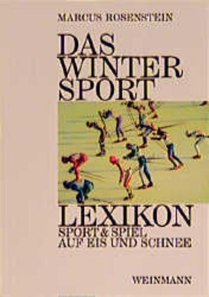 Das Wintersport Lexikon als Buch (kartoniert)